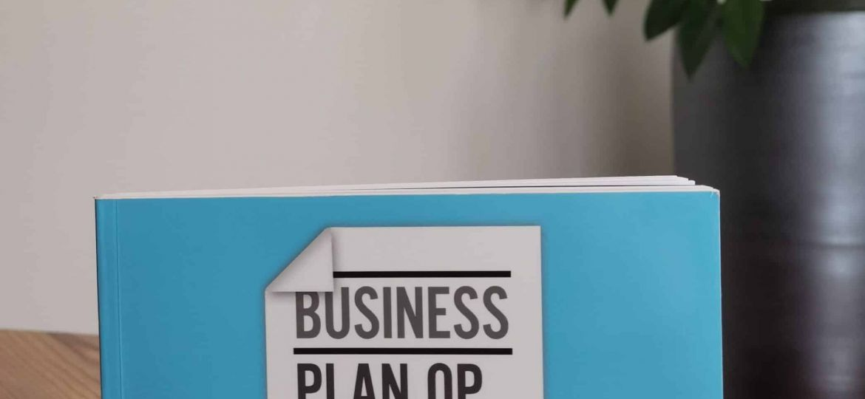 Businessplan op 1 A4